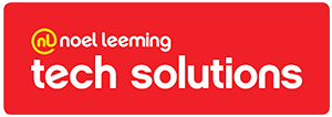 Noel Leeming Tech Solutions logo