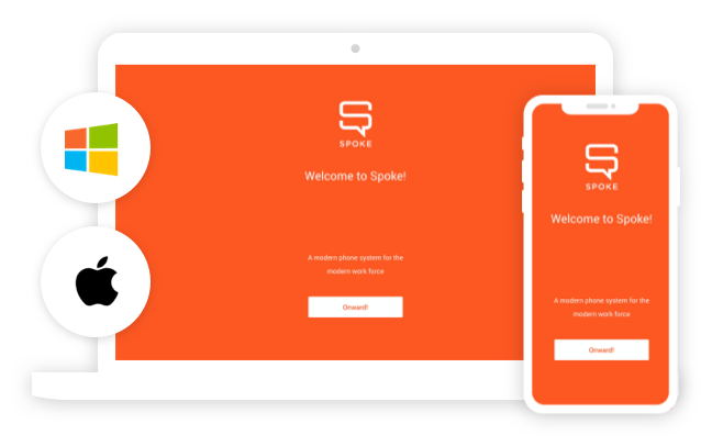 Spoke Phone Desktop and Mobile Apps