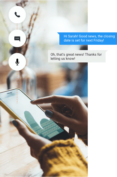 personalized sms