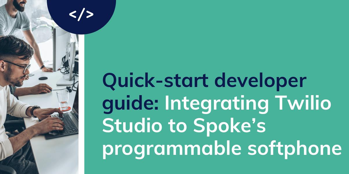 Quick-start developer guide