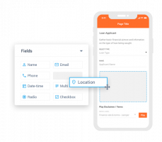 Design custom forms